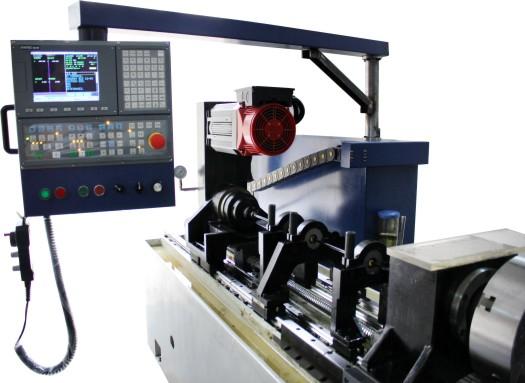 精准单轴深孔钻机床操作系统